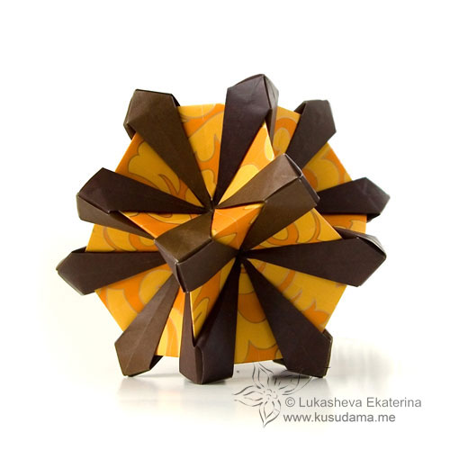 Eclipse kusudama