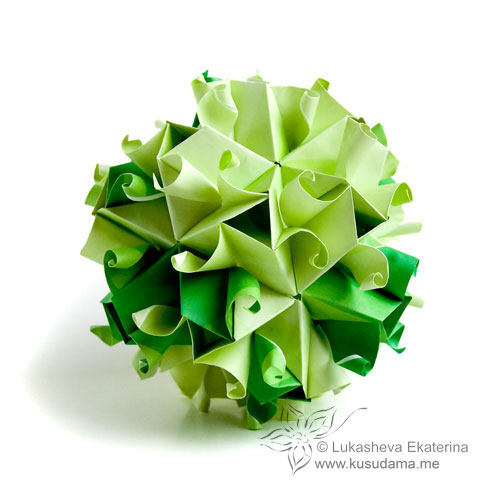 Hypnotic Dream kusudama